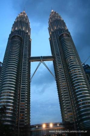 Torres Petronas - Kuala Lumpur