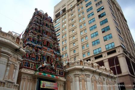 Templo Indio - Kuala Lumpur