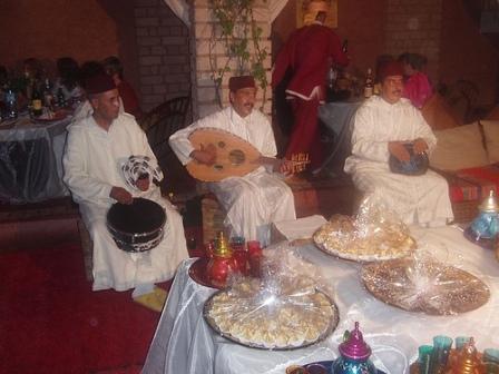 Ceremonia nupcial bereber