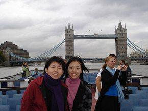Para muchos, tener un compañero es vital para el viaje. (Crédito: Plain Jane)