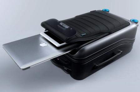 La maleta inteligente