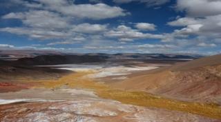 Antofagasta, antesala del cielo