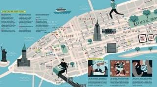 Infografía y turismo: cuando las imágenes ayudan a viajar