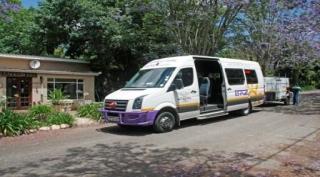 Baz Bus, una nueva manera de viajar por Sudáfrica