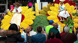 La ruta de las flores: los mejores desfiles de carrozas florales de todo el mundo
